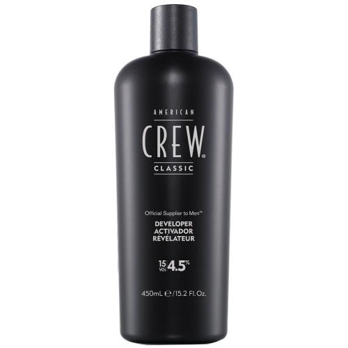 American Crew Precision Blend Peroxide 15 Vol. 450 ml