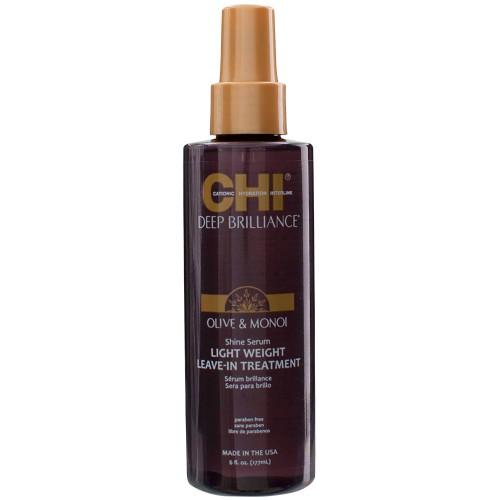 CHI Deep Brilliance Shine Serum Light 177 ml