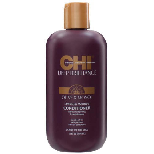 CHI Deep Brilliance Moisture Conditioner 355ml