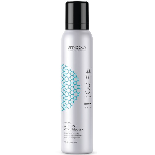 Indola Innova Setting Strong Mousse 300 ml