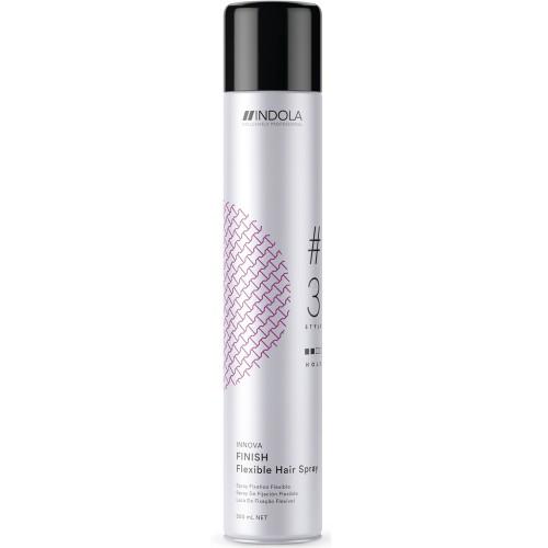Indola Innova Finish Flexible Hairspray 500 ml