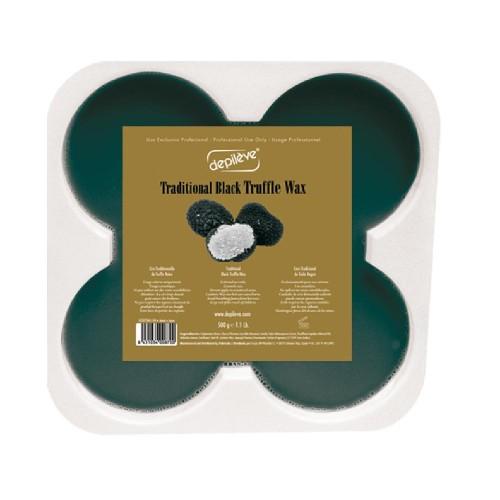 depileve Traditional Black Truffle Wachs 1000 g