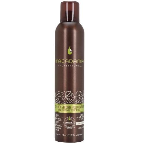 MACADAMIA Style Lock Strong Hold Hairspray 328 ml