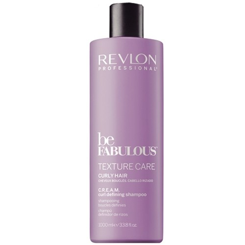 Revlon Be Fabulous Curly Shampoo 1000 ml