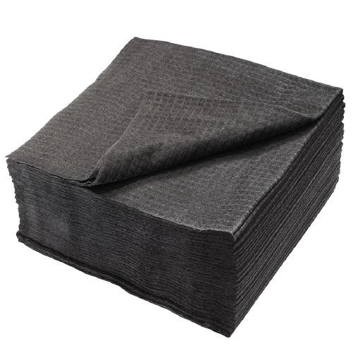 Comair Einweg-Handtuch schwarz