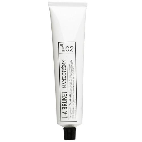 L:A BRUKET No.102 Hand Cream Bergamont/Patchouli 30 ml