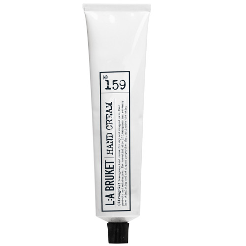 L:A BRUKET No.159 Hand Cream Lemongrass 70 ml