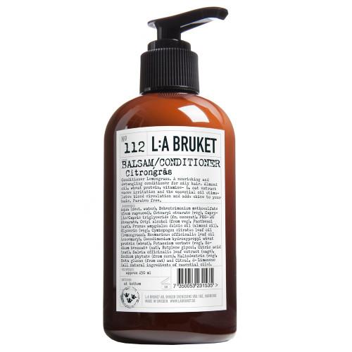 L:A BRUKET No.112 Conditioner Lemongrass 250 ml