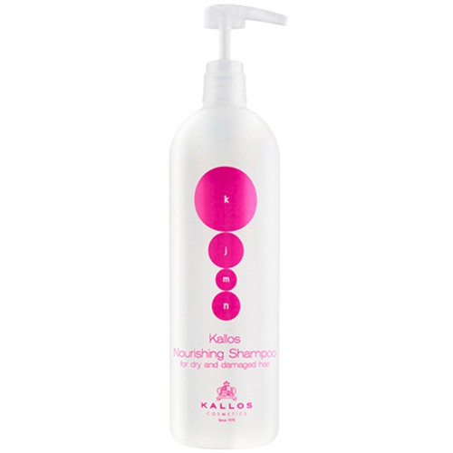 Kallos  Nourishing Shampoo 1000 ml