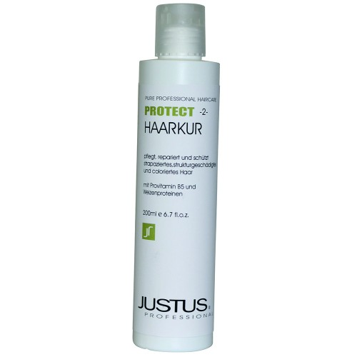 JUSTUS Protect Haarkur 200 ml