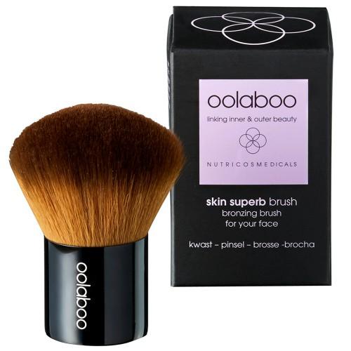 oolaboo SKIN SUPERB bronzing brush - face