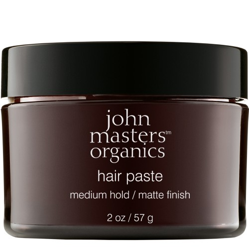 "john masters organics Hair Paste ""medium"" hold matte 60 ml"