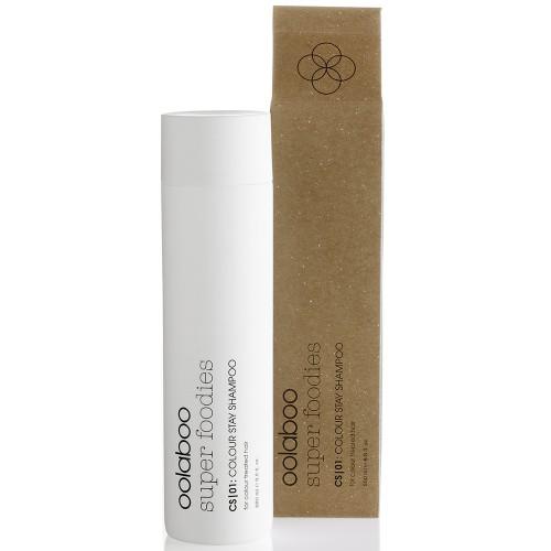 oolaboo SUPER FOODIES CS 01: colour stay shampoo 250 ml