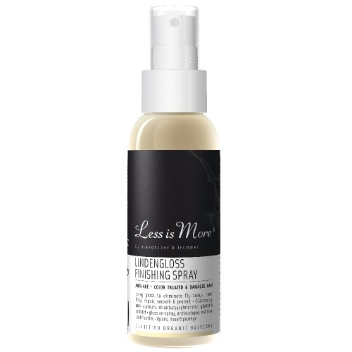 LESS IS MORE Travel Lindengloss Finishing Spray 50 ml
