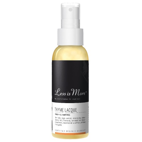 LESS IS MORE Travel Thyme Lacque 50 ml