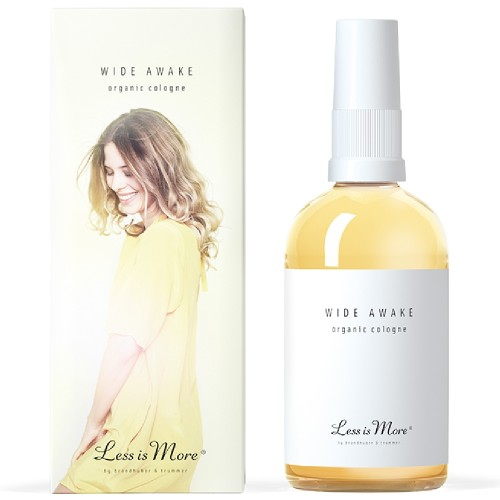 LESS IS MORE Wide Awake Organic Cologne 100 ml