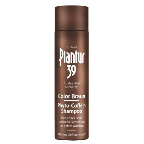 Alpecin Plantur 39 Color Braun Phyto-Coffein-Shampoo 250 ml