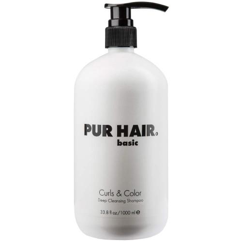 PUR HAIR Basic Deep Cleansing Shampoo 1000 ml