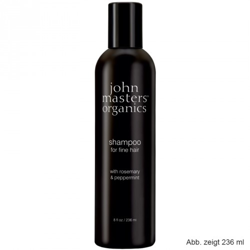 john masters organics Rosemary Peppermint Shampoo 473 ml