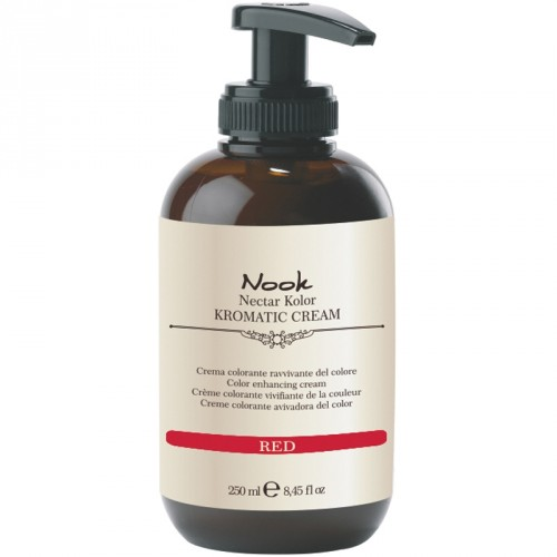 Nook Nectar Kolor Kromatic Cream Red 250 ml
