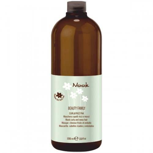 Nook Curl&Frizz Maske 1000 ml