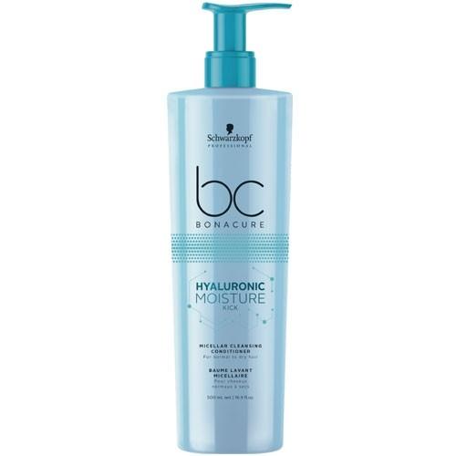 Schwarzkopf BC Bonacure Hyaluronic Moisture Kick Cleansing Conditioner 500 ml