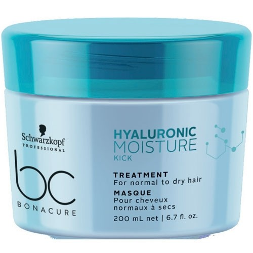 Schwarzkopf BC Bonacure Hyaluronic Moisture Kick Treatment 200 ml
