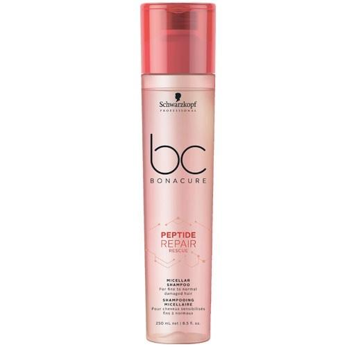 Schwarzkopf BC Bonacure Peptide Repair Rescue Shampoo 250 ml