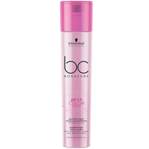 Schwarzkopf BC Bonacure pH 4.5 Color Freeze Sulfate-Free Shampoo 250 ml