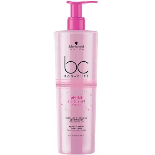 Schwarzkopf BC Bonacure pH 4.5 Color Freeze Cleansing Conditioner 500 ml