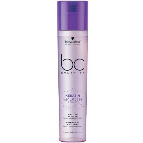 Schwarzkopf BC Bonacure Keratin Smooth Perfect Shampoo 250 ml