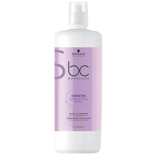 Schwarzkopf BC Bonacure Keratin Smooth Perfect Shampoo 1000 ml