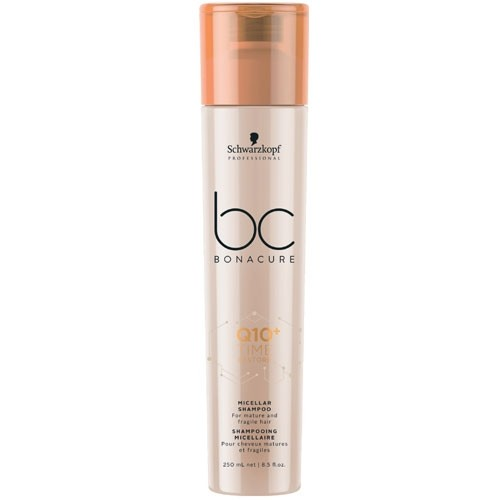 Schwarzkopf BC Bonacure Q10 Time Restore Shampoo 250 ml