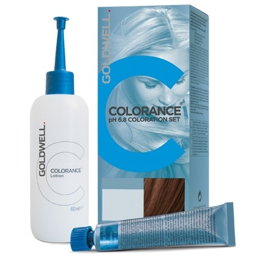 Goldwell Colorance pH 6,8 Tönungsset  8/G Goldblond