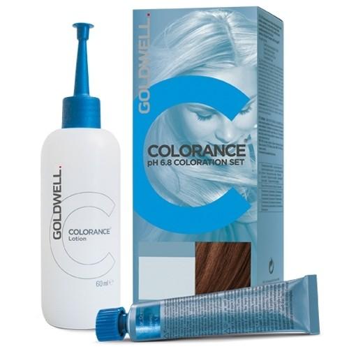 Goldwell Colorance pH 6,8 Tönungsset 7/N Mittelblond