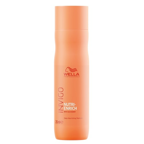 Wella Invigo Nutri-Enrich Deep Nourishing Shampoo 250 ml