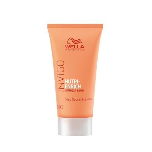 Wella Invigo Nutri-Enrich Deep Nourishing Mask 30 ml