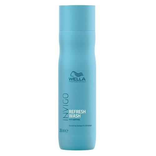 Wella Invigo Balance Refresh Wash Revitalizing Shampoo 250 ml