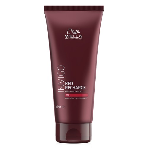 Wella Invigo Color Recharge Color Refreshing Red Conditioner 200 ml