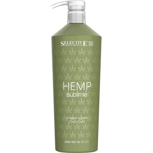 Selective Hemp Sublime Conditioner 1000 ml