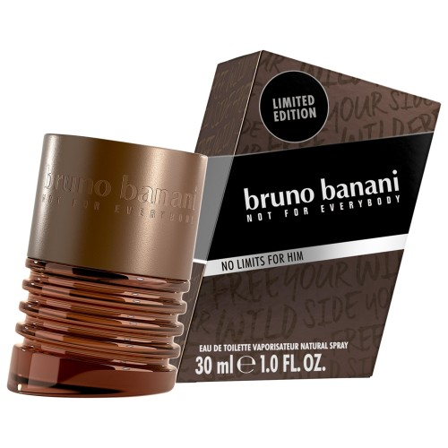 bruno banani Man No Limits EdT 30 ml