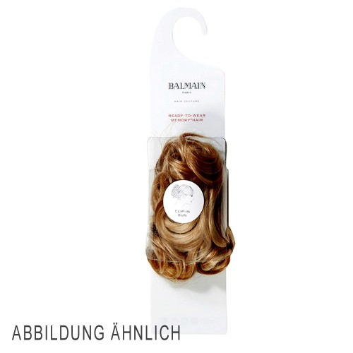 Balmain Clip-In Bun Memory Hair New York