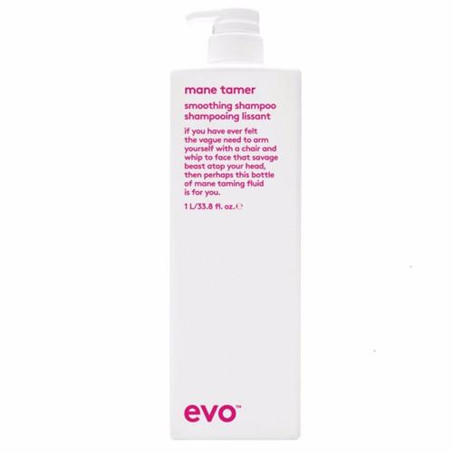 evo Mane Tamer Smoothing Shampoo 1000 ml