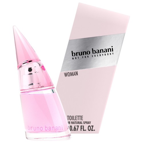 bruno banani Woman EdT Natural Spray 20 ml