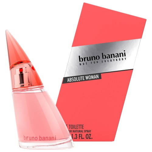 bruno banani Absolute Woman EdT Natural Spray 40 ml