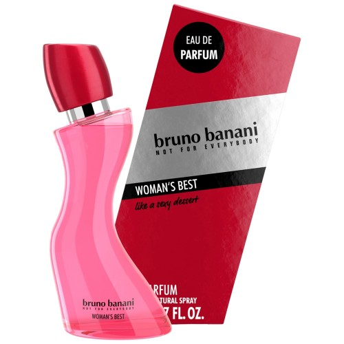 bruno banani Womans Best EdP Natural Spray 20 ml