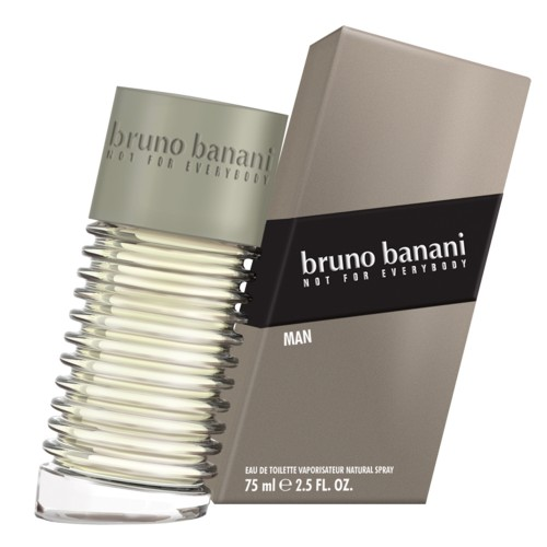 bruno banani Man EdT Natural Spray 75 ml
