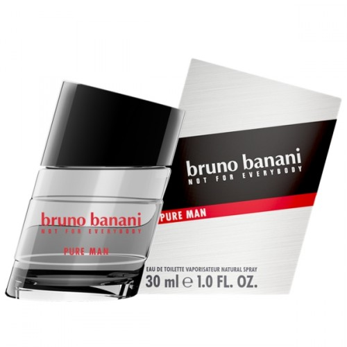 bruno banani Pure Man EdT Natural Spray 30 ml