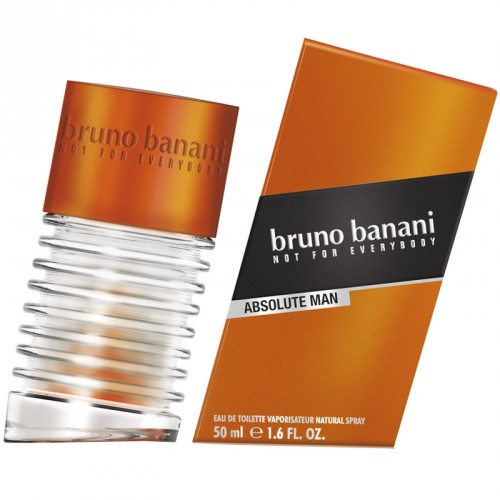bruno banani Absolute Man EdT Natural Spray 50 ml