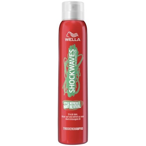 Wella Shockwaves Style Refresh & Root Revival Trockenshampoo 65 ml